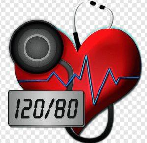 فشار خون نرمال کمتر از 13/8 است.