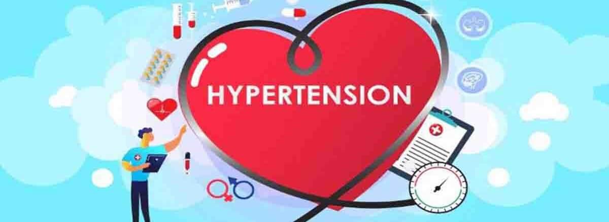 فشار خون بالا قابل درمان است.